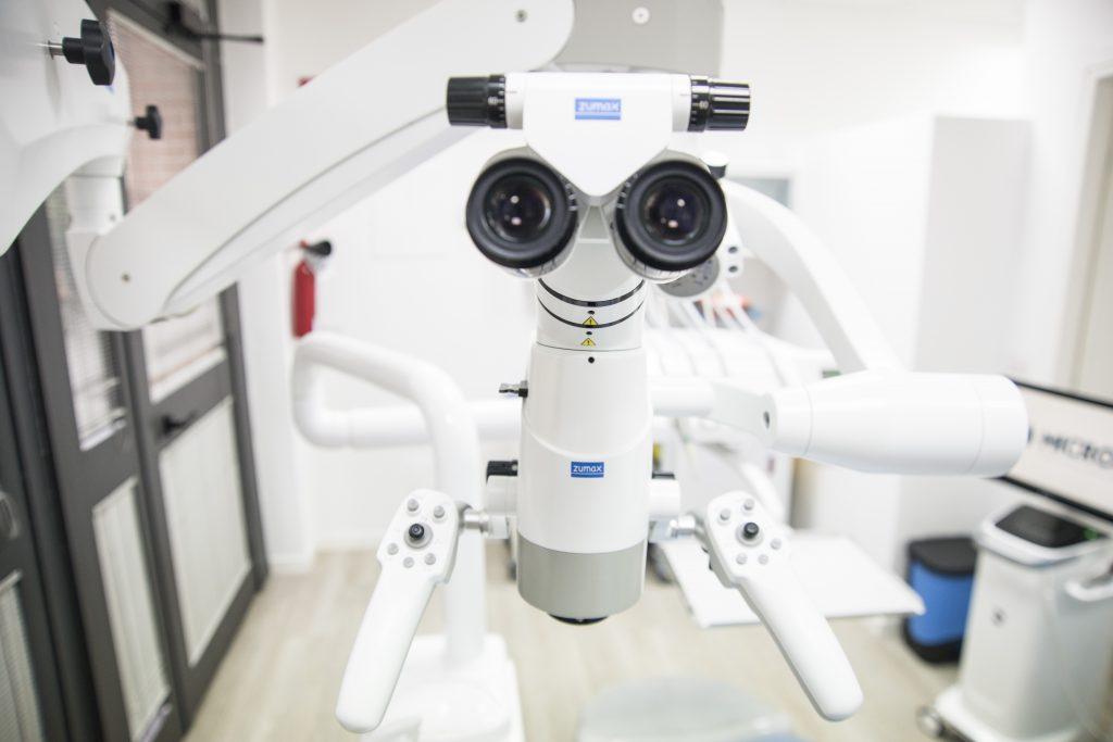 il microscopio operatorio