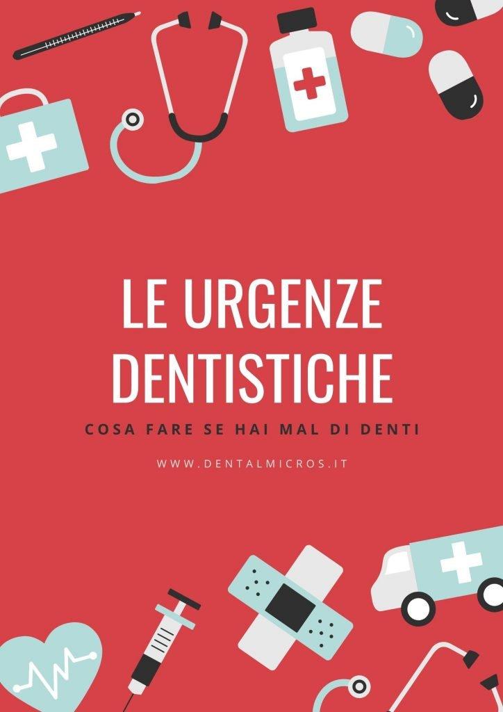 le urgenze dentistiche