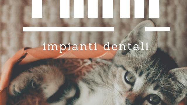 i mini impianti dentali
